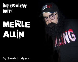 Merle Allin - Interview