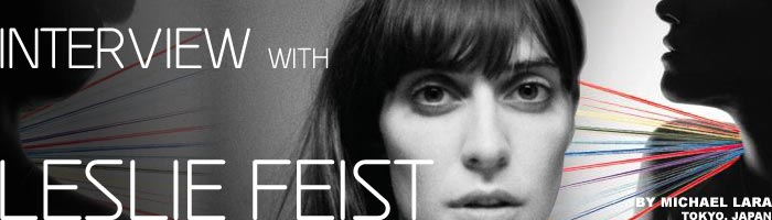 Interview with Leslie Feist