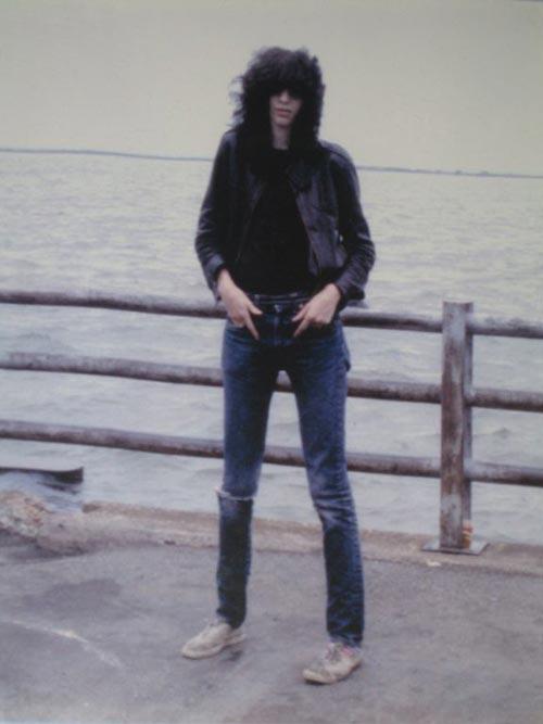Joey Ramone Height