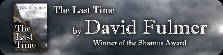 """The Last Time"" by David Fulmer"