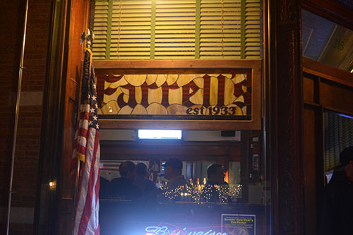 Farrell's Bar and Grill, Windsor Terrace