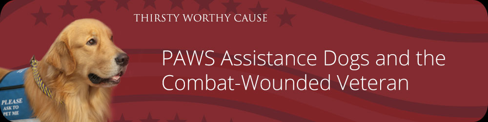 PAWS Assistance Dogs and the Combat-Wounded Veteran