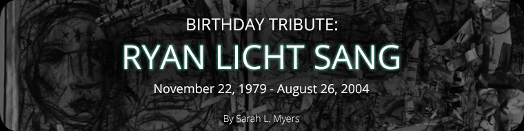 Birthday Tribute: Ryan Licht Sang