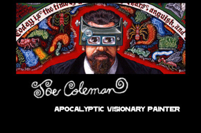 Joe Coleman - Interview